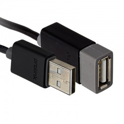 Kabel USB W-G BLACK