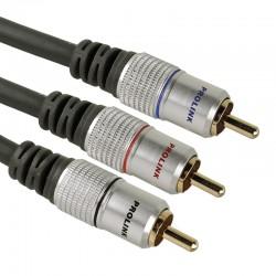 Kabel 2RCA - 1RCA TCV 3610
