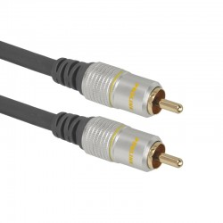 Kabel 1 RCA - 1 RCA EXCLUSIVE TCV 3010