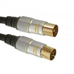 Kabel antenowy WTYK TV-GNIAZDO TV EXCLUSIVE TCV 4960