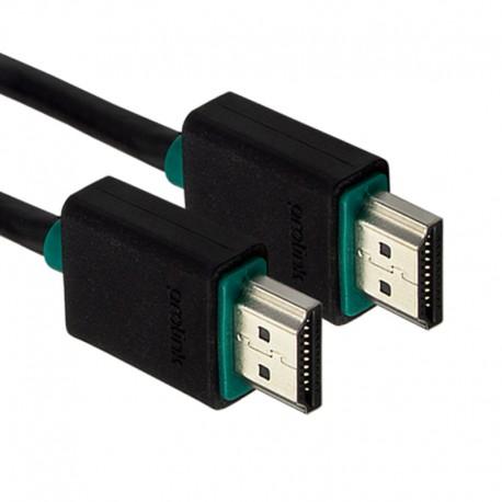 Kabel HDMI - HDMI BLACK