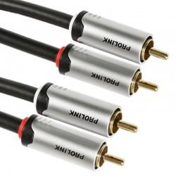Kabel 2RCA - 2RCA FUTURA FTC 101