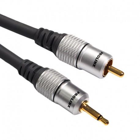 Kabel 1 RCA - 3.5 MONO EXCLUSIVE TCV 3140 5 m
