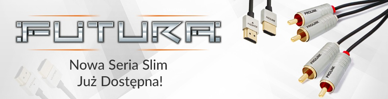 Nowa seria Prolink Futura Slim